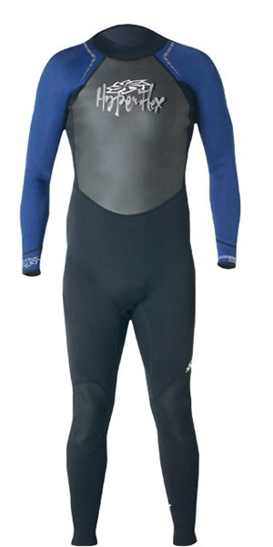 Picture of ACCESS FULLSUIT Blue/Navy