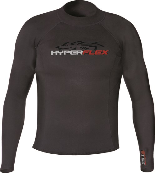 Picture of CYCLONE2 LONG SLEEVE SURF TOP S