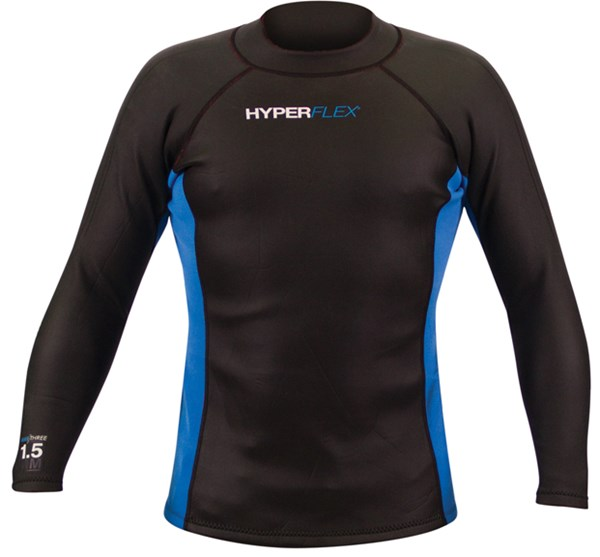 Picture of AMP-3 LONG SLEEVE WIND TOP S