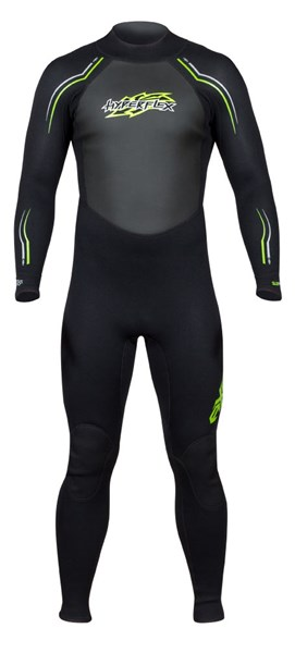 Picture of AXS BACKZIP Lime XS