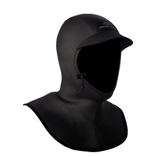 Picture of 3MM ACCESS SERIES BIBBED SURF HOOD S