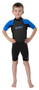 Picture of CHILDREN'S AXS SPRING BLK/Light Blue